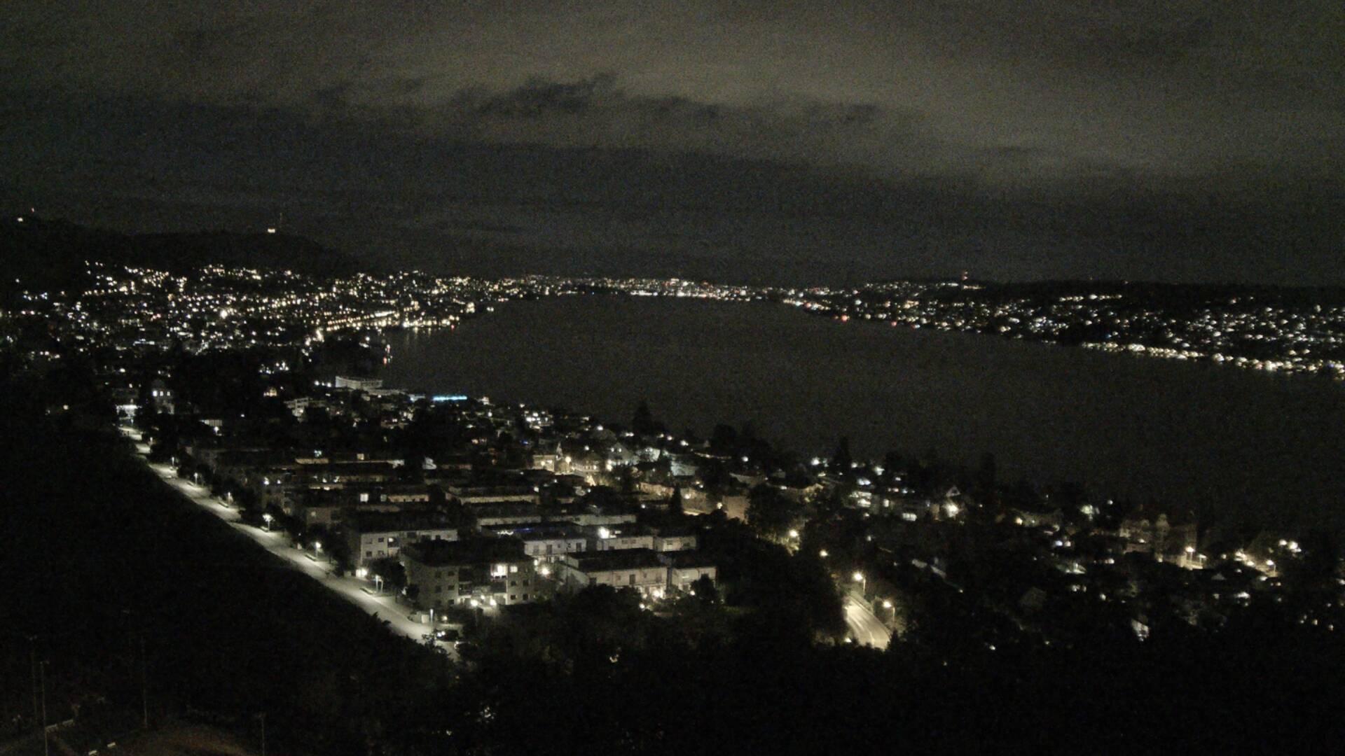 Horgen Richtung Zürich